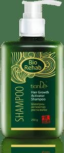 Szampon przyspieszający wzrost włosów Tiande - Promocja Zestaw Bio Rehab TianDe Kołobrzeg