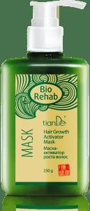Maseczka przyspieszająca wzrost włosów TianDe - Promocja Zestaw Bio Rehab TianDe Kołobrzeg